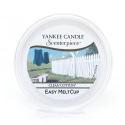 CLEAN COTTON® Melt Cup Scenterpiece™ - Yankee Candle