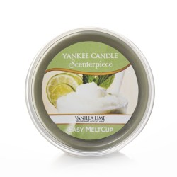 VANILLA LIME Melt Cup Scenterpiece™ - Yankee Candle