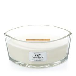 WHITE TEA & JASMINE ŚWIECA ELIPSA - WoodWick