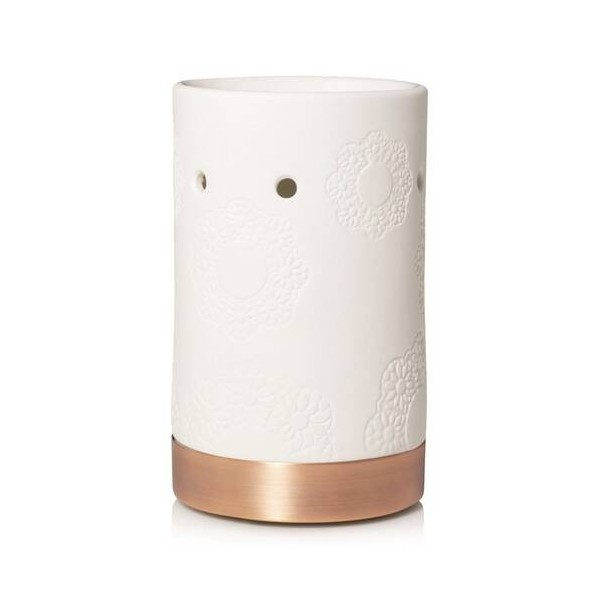 Floral Ceramic Kominek - Yankee Candle