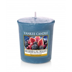 MULBERRY & FIG DELIGHT Votive - Yankee Candle
