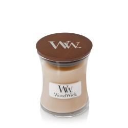 WHITE HONEY ŚWIECA MAŁA - WoodWick