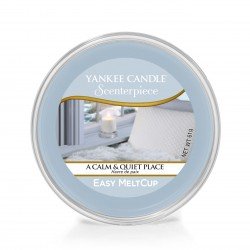 A CALM & QUIET PLACE Melt Cup Scenterpiece™ - Yankee Candle