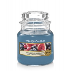 MULBERRY & FIG DELIGHT Słoik mały - Yankee Candle