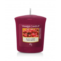 BLACK CHERRY Votive - Yankee Candle