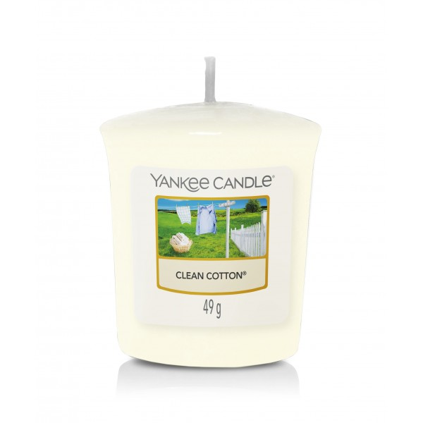 CLEAN COTTON® Votive - Yankee Candle