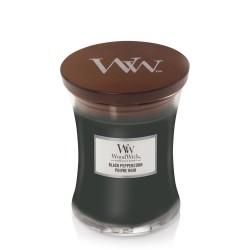 BLACK PEPPERCORN ŚWIECA ŚREDNIA - WoodWick