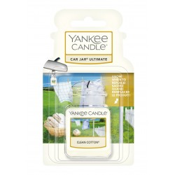 CLEAN COTTON® Car jar® ultimate - Yankee Candle