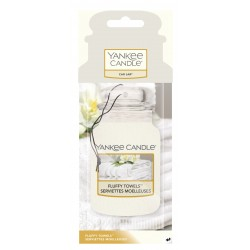 FLUFFY TOWELS™ Car jar® - Yankee Candle