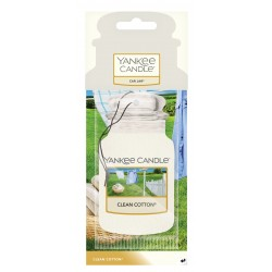 CLEAN COTTON® Car jar® - Yankee Candle