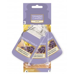 LEMON LAVENDER Car jar® bonus pack - Yankee Candle