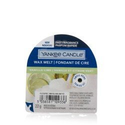 VANILLA LIME Wosk - Yankee Candle