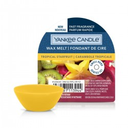 TROPICAL STARFRUIT Wosk - Yankee Candle