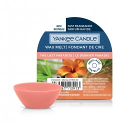 THE LAST PARADISE Wosk - Yankee Candle