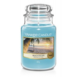 BEACH ESCAPE Słoik duży - Yankee Candle