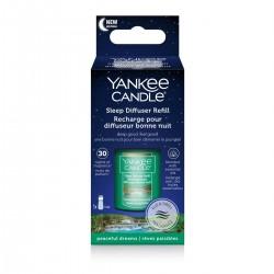 PEACEFUL DREAMS olejek zapachowy Sleep Diffuser - Yankee Candle