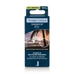BLACK COCONUT Odświeżacz do auta Sidekick™ - uzupełniacz - Yankee Candle