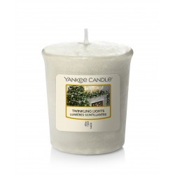 TWINKLING LIGHTS Votive - Yankee Candle